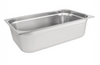 Image of Vogue Stainless Steel 1/1 Gastronorm Trays