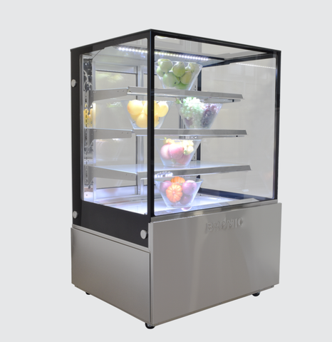 Bromic Ambient Food Display 900mm 417L 4 Tier- FD4T0900A
