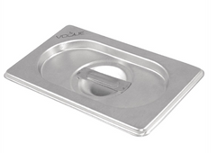 Vogue Stainless Steel 1/9 Gastronorm Tray Lid - DN740