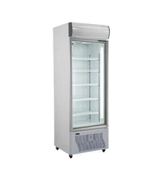 Huxford Glass Single Door Display Freezer - HF360 - OzCoolers