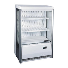 Skope Open Deck Reach-In Display Fridge OD400-2 - OzCoolers