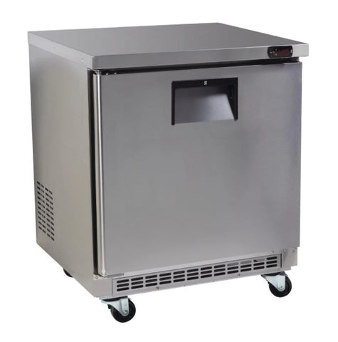 Skope Centaur Single Door Under Counter Fridge 149Ltr. - BC070-CB-1ROS-E - OzCoolers