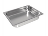 Image of Vogue Stainless Steel Heavy Duty 1/2 Gastronorm Trays