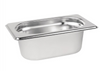 Image of Vogue Stainless Steel 1/9 Gastronorm Trays