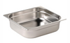 Image of Vogue Stainless Steel 1/2 Gastronorm Trays