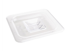 Vogue Clear Polycarbonate 1/6 Gastronorm Lid - U248