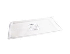 Vogue Clear Polycarbonate 1/1 Gastronorm Lid - U244