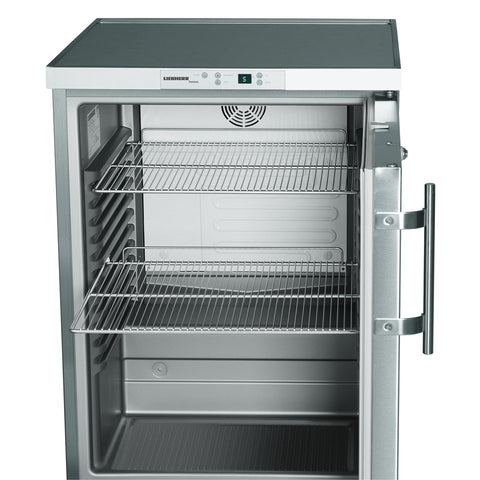 Liebherr Upright Table Height Fridge - FKUv-1660