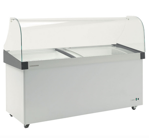 Liebherr Gelato Chest Freezer 488L with LED Lighting - EFI 4853