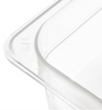 Image of Essentials Polypropylene 1/2 Gastronorm Pan 200mm - FA825