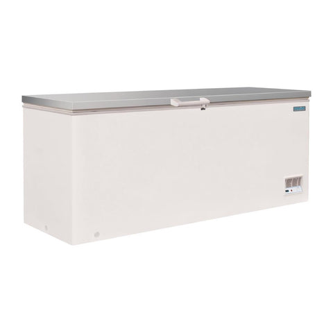 Polar G-Series Chest Freezer with Stainless Steel Lid 587Ltr - CM532-A