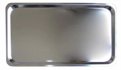Mixrite Stainless Steel Tray GN For Oven - Oven Tray