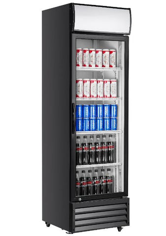 Atosa Single Glass Door Display Fridge 380L - P380WA