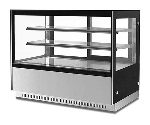FED Modern 2 Shelves Cake or Food Display - GN-1800RF2