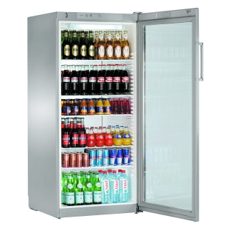 Liebherr Single Door Upright Drinks Fridge 544 Liters - FKVSL 5413