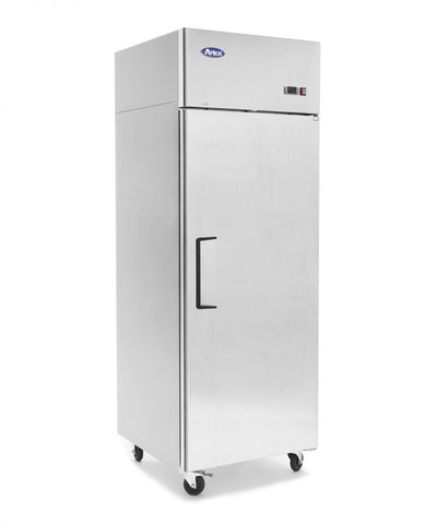 Atosa Top Mount Single Solid Door Upright Freezer - MBF8001 - OzCoolers