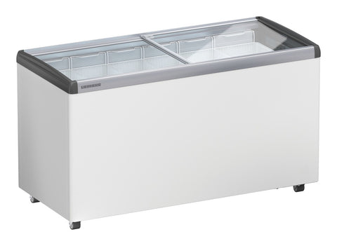 Liebherr Flat Glass Slide Lid Chest Freezer - EFE 4652