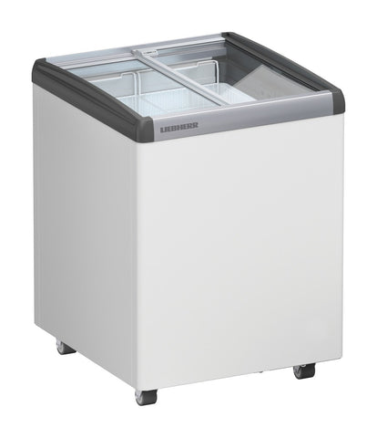 Liebherr Flat Glass Slide Lid Chest Freezer - EFE 1552