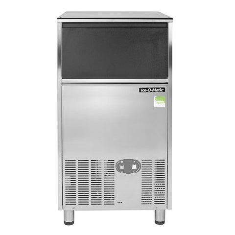 Ice-O-Matic  Self Contained Gourmet 37kg Ice Maker WITH PUMP OUT DRAIN ICEU86-PD