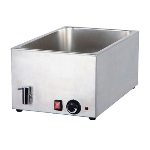 Cookrite Bain Marie With Mechanical Controller And Drain  - 8710