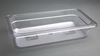 Image of Vogue Clear Polycarbonate 1/3 Gastronorm Trays