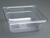 Image of Vogue Clear Polycarbonate 1/6 Gastronorm Trays