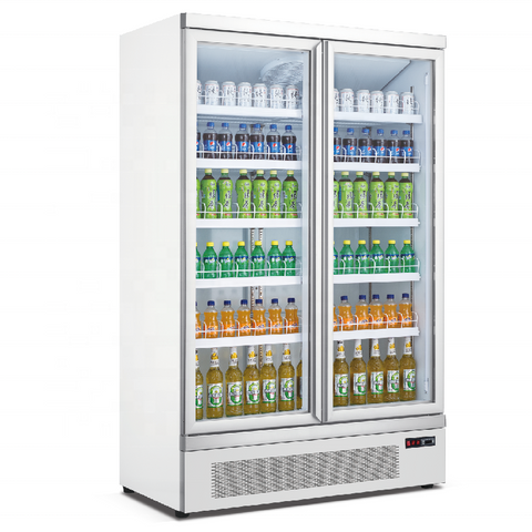 Austune Mini Mart Fridge 1800 Fridge - AGRR140-A