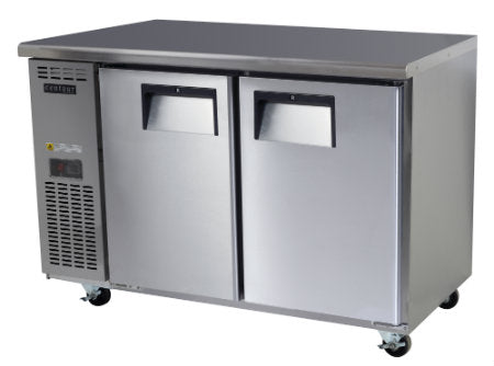 SKOPE CENTAUR 2 DOOR UNDER BENCH FREEZER BC120-C-2FFOS-E - OzCoolers