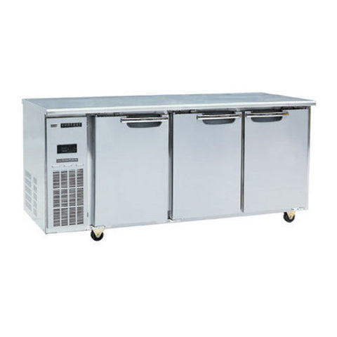 Skope Centaur 3 Door Counter Fridge 469Ltr. - BC180-C-RRRS-E - OzCoolers