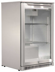 Husky 118L Single Door Outdoor Bar Fridge HUS-C1-840 - OzCoolers