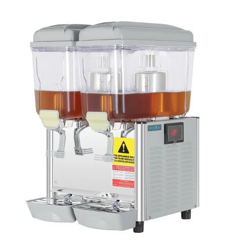 Polar Twin Tank Chilled Drinks Dispenser - CF761-A
