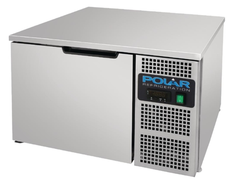 Polar G-Series Countertop Blast Chiller 8/5kg - CK640-A