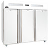 Image of Austune Dual temp Uprights - CRF180-3