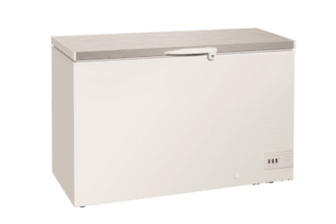 Exquisite 550 Litre Stainless Steel Top Check Freezer - ESS550H