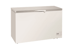 Exquisite 650 Litre Stainless Steel Top Chest Freezer - ESS650H