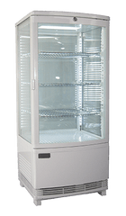 Exquisite Counter Top Display Fridge 86 Litres - CTD78