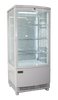 Image of Exquisite Counter Top Display Fridge 86 Litres - CTD78