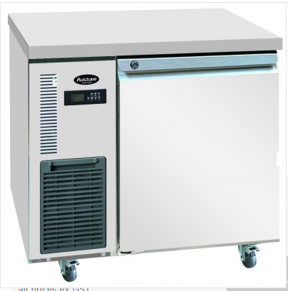 Austune 1 Door Counter Freezer 900mm - CUF90-1