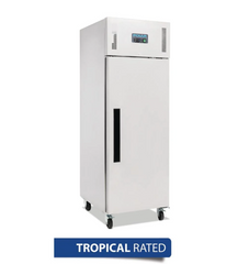 Polar G-Series Upright Fridge Stainless Steel 600Ltr - DL893-A