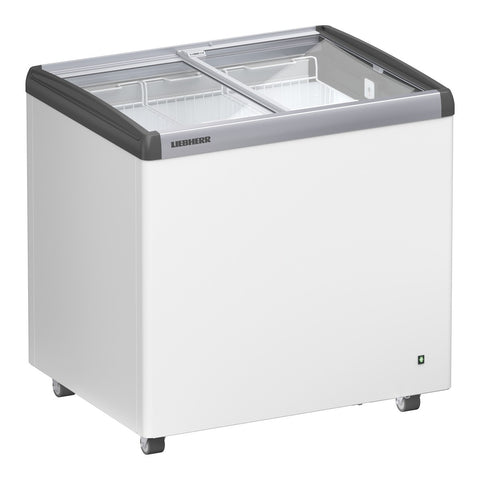Liebherr Sliding Glass Lid Chest Freezer with LED Lighting - EFE 2252