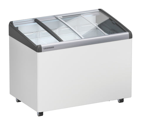 Liebherr Curved Sliding Glass Lid Chest Freezer 276L - EFI 2853