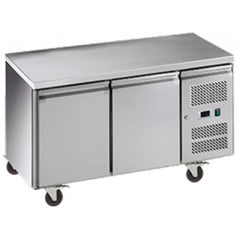 Exquisite Snack Size Under Bench Chiller  Solid Doors - SSC260H