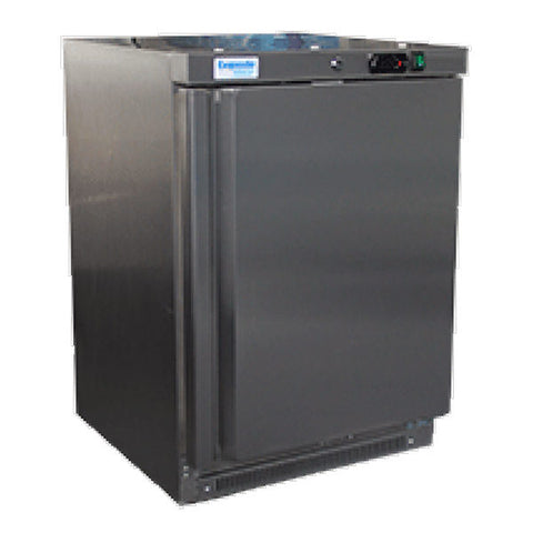 Exquisite One Solid Door Underbench Freezer - MF200H