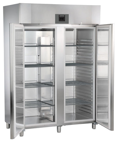Liebherr GKPv 1470 Stainless Steel Solid 2 Door Fridge