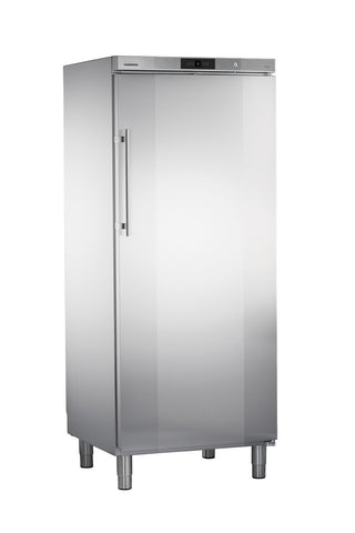 Liebherr GKv 6460 Stainless Steel Solid 1 Door Fridge