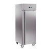 Image of Exquisite Single Door Stainless Steel Freezer 685 litres - GSF650H