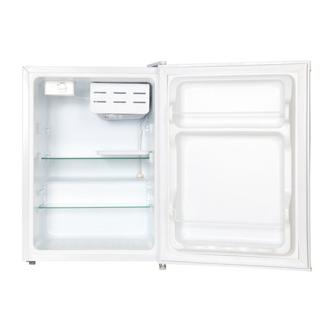 Husky 69L Solid Door Fridge in White - HUS-69WH