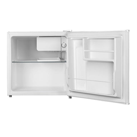 Husky 46L Solid Door Mini Fridge in White - HUS-46WH