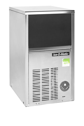 Ice-O-Matic Gourmet Under Counter Ice Machine 17kg Output ICEU36