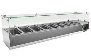Exquisite  Counter Top Preparation Chiller - ICT1800